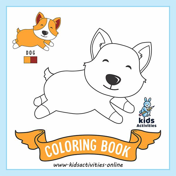 Free Cute Animals Coloring Pages Printable Pdf Kids Activities In 2020 Animal Coloring Pages Animal Coloring Books Animal Books
