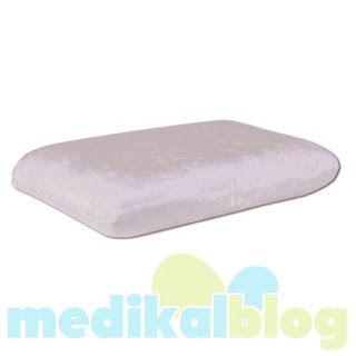 Hızlı Medikal: Herdegen Bambu Lifi Kılıflı Visco Fizyo Yastık 420...