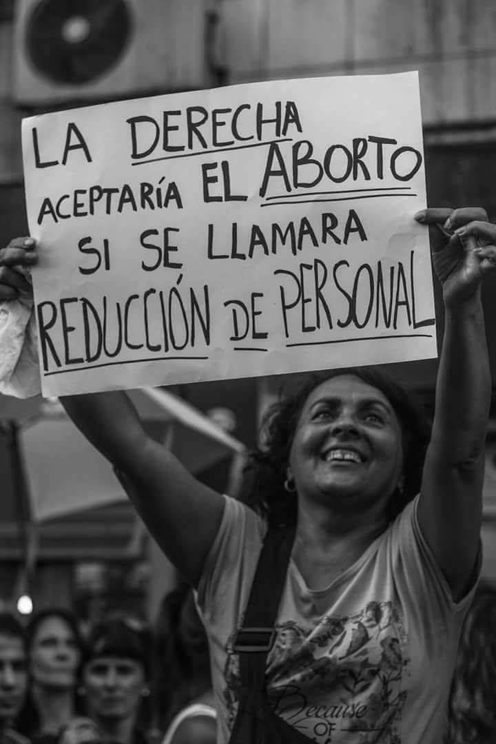 Despenalización del aborto en tres causales, Chile 07.2017.