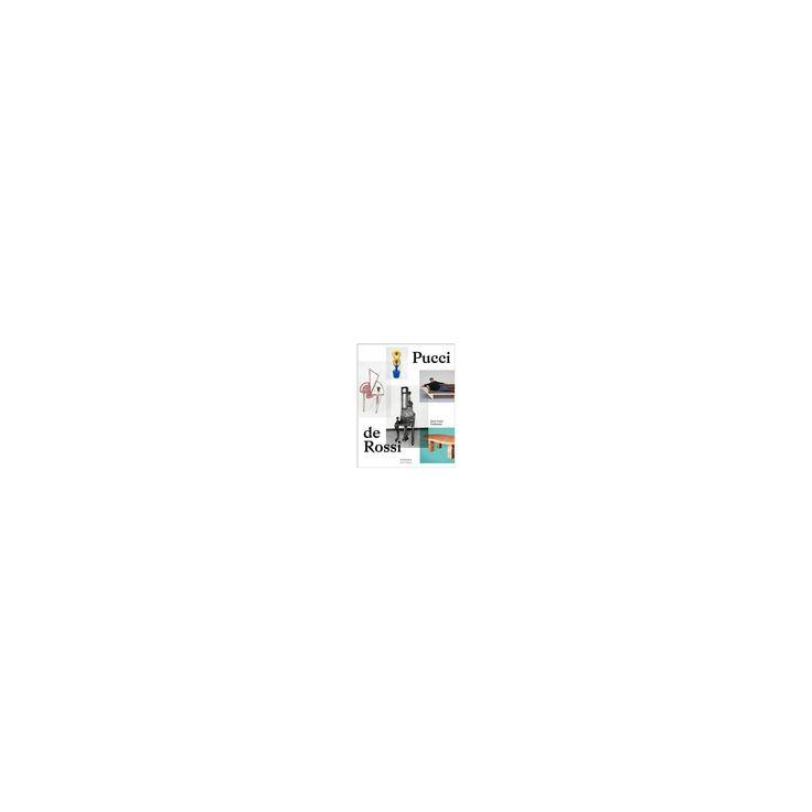 Pucci De Rossi (Bilingual) (Hardcover) (Nancy Huston)