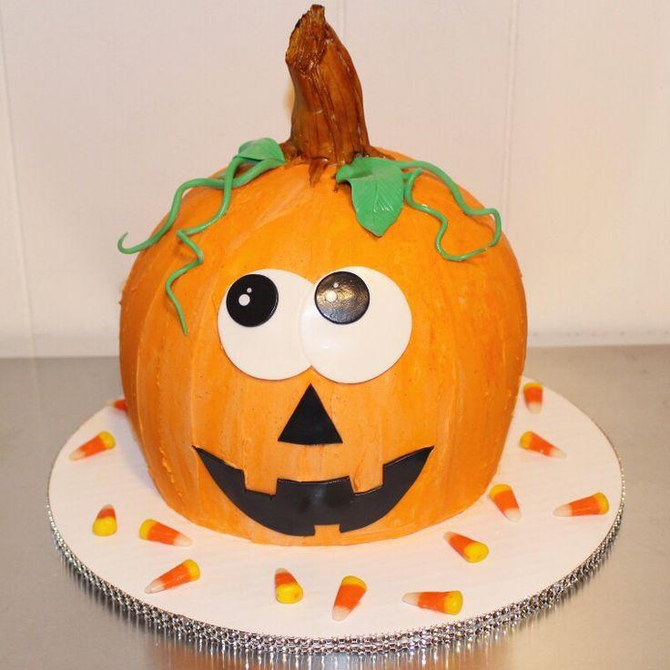 Pumpkin Smash Cake: 64 Best My Cake Creations Images On Pinterest