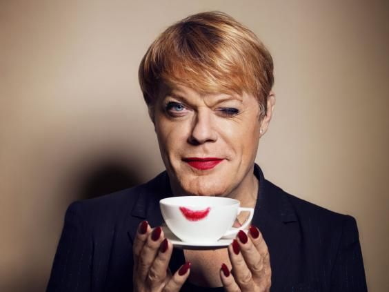 Izzard is smart, passionate, engaged, warm, human. But to a lot of the electorate he might just seem too, well, out there. (Hamish Brown)