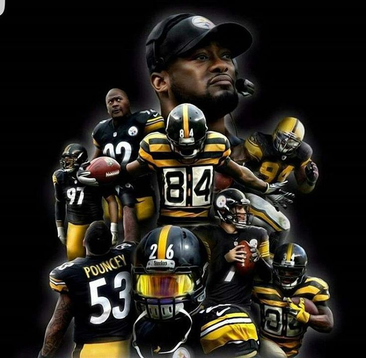 """793 Likes, 4 Comments - Pittsburgh Steelers Fan Page™ (@steel.curtain6) on Instagram: """"One team, one goal can't wait for are bounce back next year  #steelers  #steelersnation…"""""""