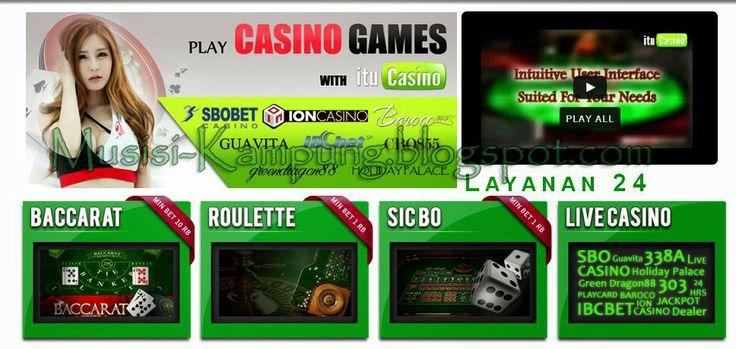Itucasino com agen judi casino online sbobet 338a indonesia terpercaya excalibur poker room phone number