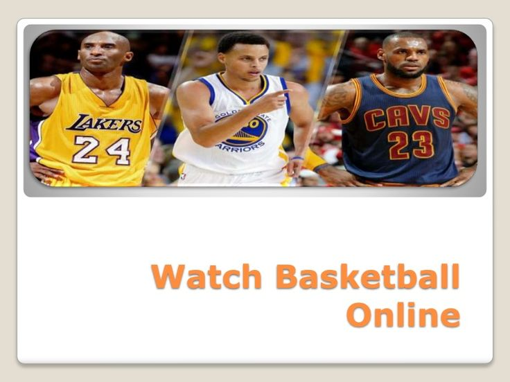 Watch Live NBA Basketball Sports Streams online. Streaming live content from channels like ABC, CBS, ESPN AMERICA, ESPN, ESPN2,FOX, NBC, SKY SPORTS, TNT and m…   http://www.slideshare.net/JesiKa3/watch-basketball-online-61038616