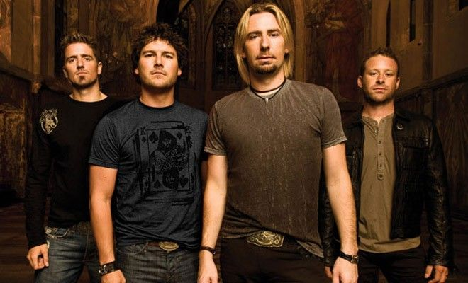 Who Is Nickelback Touring With In Australia