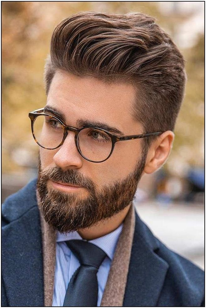 118 Beard Styles Men Should Try To Compliment Combed Back Hairstyle 22 Fashionspecialday Com In 2020 Mens Hairstyles With Beard Hipster Haircut Hipster Hairstyles