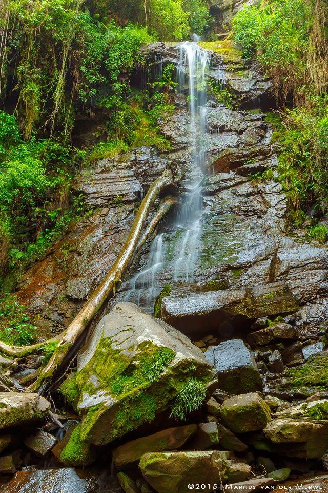 Drakensberg Waterfall by Marnus van der Merwe on 500px