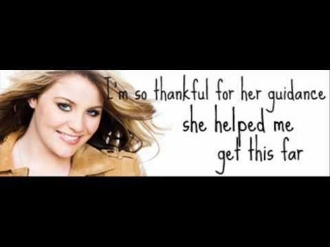 Like My Mother Does - Lauren Alaina (Lyrics)