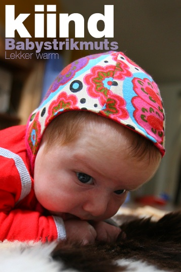Darling Baby Hat---directions in German ??? but great picture tutorial makes it easy to follow