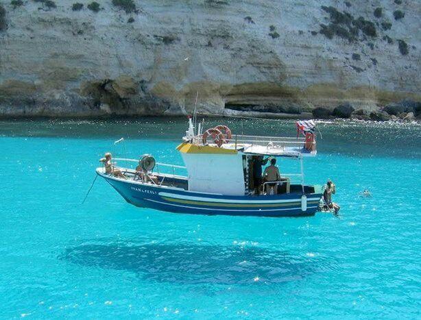 Kimolos Island, Greece