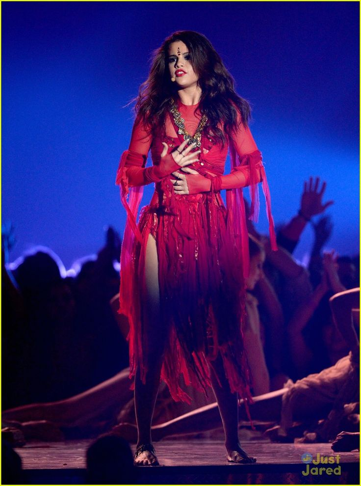 selena gomez mtv performance come get it 09