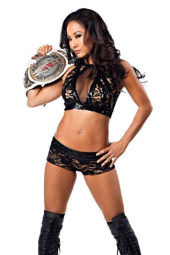 Tna Wrestler Velvet Sky