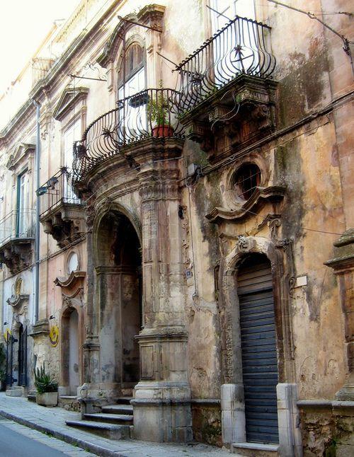 Ragusa, Sicily,