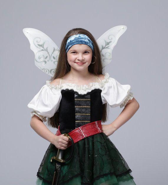 Zarina Pirate Fairy DisneyInspired Costume by EllaDynae on Etsy