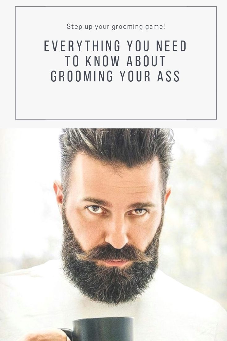 Waxing for Men - How to Get Rid of Perianal Hair | Men's