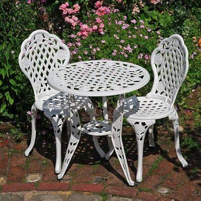 Garden Furniture White best 20+ cast aluminium garden furniture ideas on pinterest