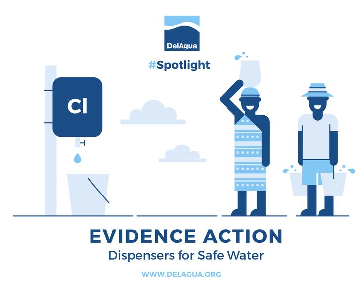 Evidence Action is currently working in Kenya, Malawi and Uganda to provide sustained access to clean water. Their project 'Dispensers for Safe Water' is a seemingly simple solution to the problem of unsafe water in rural and remote communities.