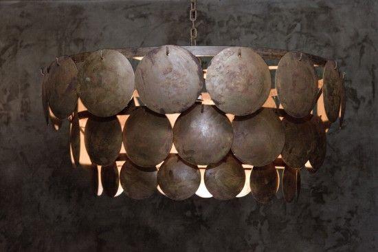 Hanglamp van Hoffz Interieur. Verkrijgbaar bij Molitli Interieurmakers.