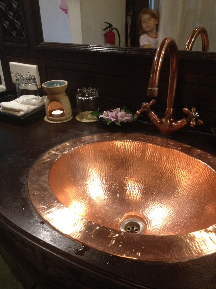 Copper sinks bathroom bathroom design ideas - Kitchen sinks austin tx ...