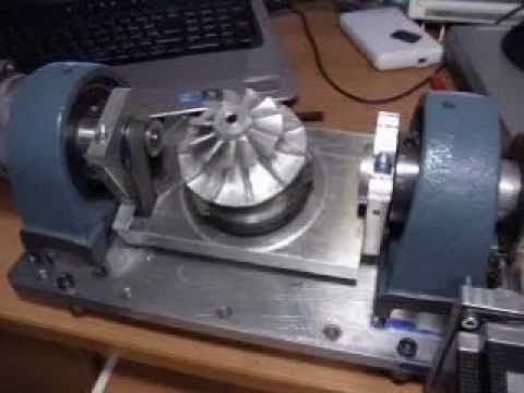 How to build low cost home made CNC mill. 5 axis
