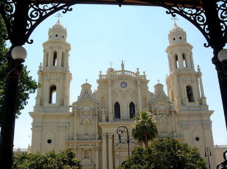Cathedral of Hermosillo Sonora Mexico