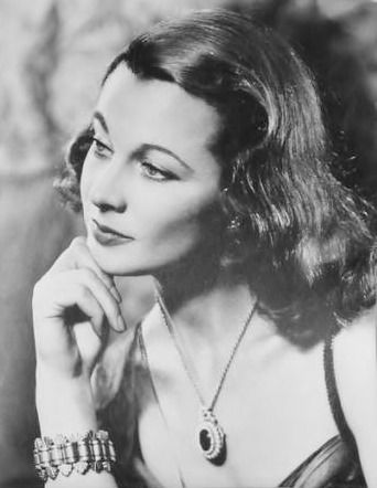 Vivien Leigh, a great, beautiful actress.