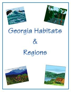 This reading comprehension passage focuses on the five regions of Georgia.  The mountains, the piedmont, the coastal plains, the wetlands, and the Atlantic Ocean are addressed.  The passage is followed by ten multiple choice questions related to the text.  Animals and plants native to each region are discussed as well as the location of each area.