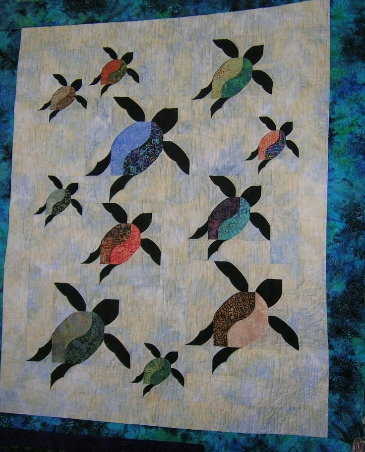 Very Easy Quilt Patterns | ... is another Southwind Designs quilt. This class has been very popular