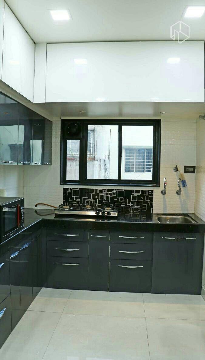 New Kitchen Interior Design In India Smart Kitchen Layout Interior Design Kitchen Kitchen Furniture Design Modern Kitchen Design