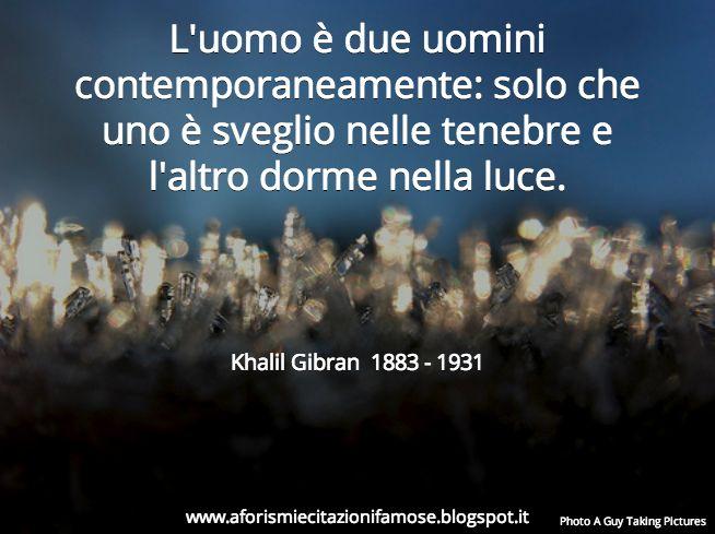 Aforismi e citazioni famose: Aforisma Bello Khalil Gibran