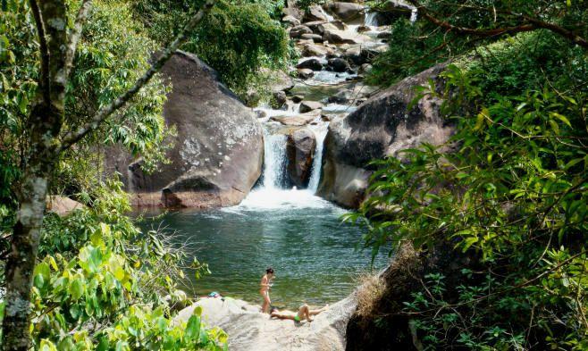 cachoeiras em visconde de maua , rio de janeiro , water falls , brazil 11
