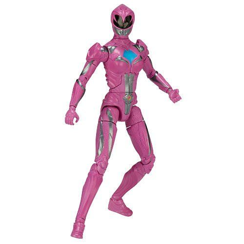 2017 Mighty Morphin Power Rangers Legacy 6.5 inch Action Figure - Pink Ranger