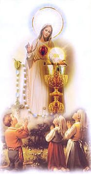 Our Lady of Fatima Feastday: May 13