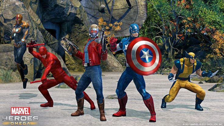 Disney shuts down Marvel Heroes