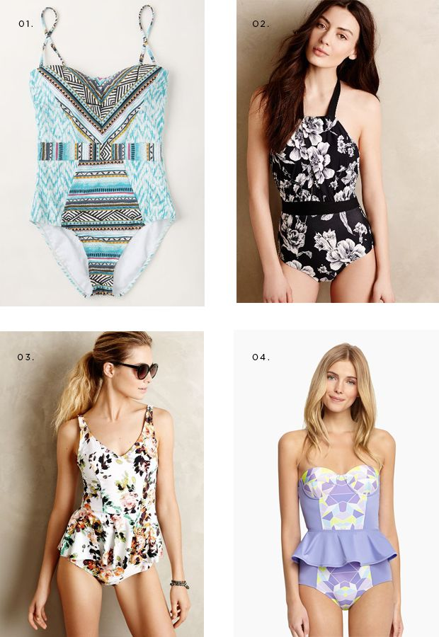 Cute suits to add curve! #VerilyStyle
