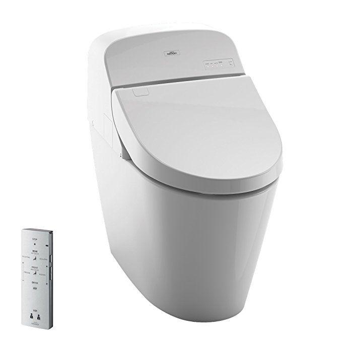 Toto Ms920cemfg 01 1 28 Gpf 0 9 Gpf Washlet With Integrated Toilet G400 Cotton White Toto Washlet Bidet Seat