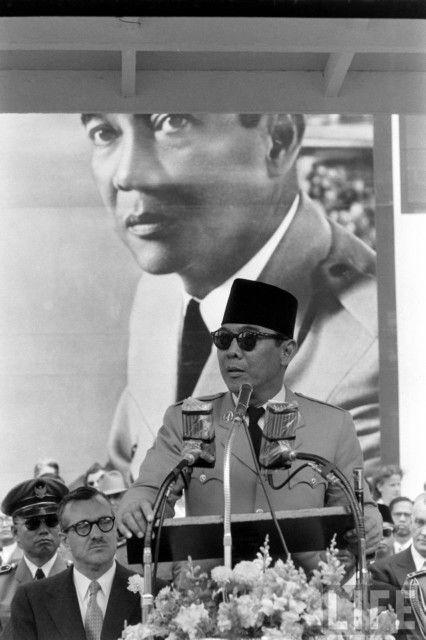 Mr. Sukarno