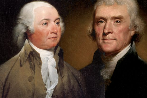 """Listening to John Adams: The true conception of liberty is far larger than mean-spirited conservative ideology. As debated by Adams and Jefferson, true """"liberty"""" has nothing to do with today's right-wing talking points"""
