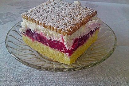 Luckies Rezepte & Leckereien: Rote Grütze Kuchen