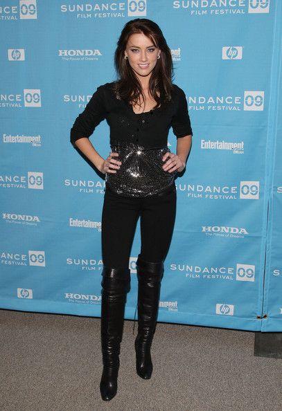 "Amber Heard Photos: ""The Informers"" - 2009 Sundance Premiere"
