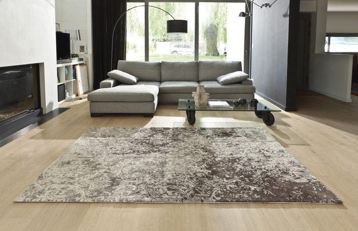 Les 25 meilleures id es de la cat gorie tapis contemporains sur pinterest tapis modernes - Tapis de salon saint maclou ...
