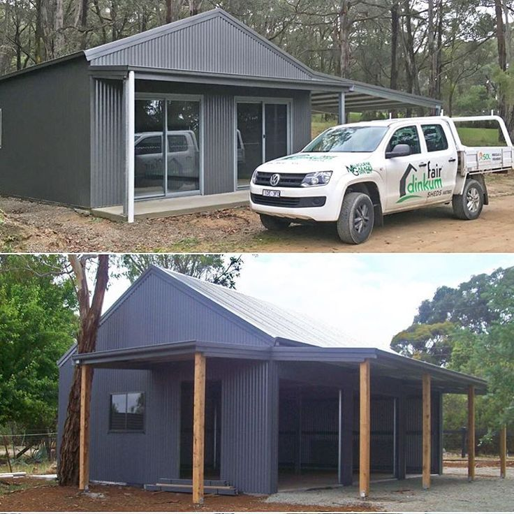 And we're up and running on Instagram! #melbournegarages #australianmade #colorbond #steel #sheds #verandah #morningtonpeninsula #carport #pergola #builders