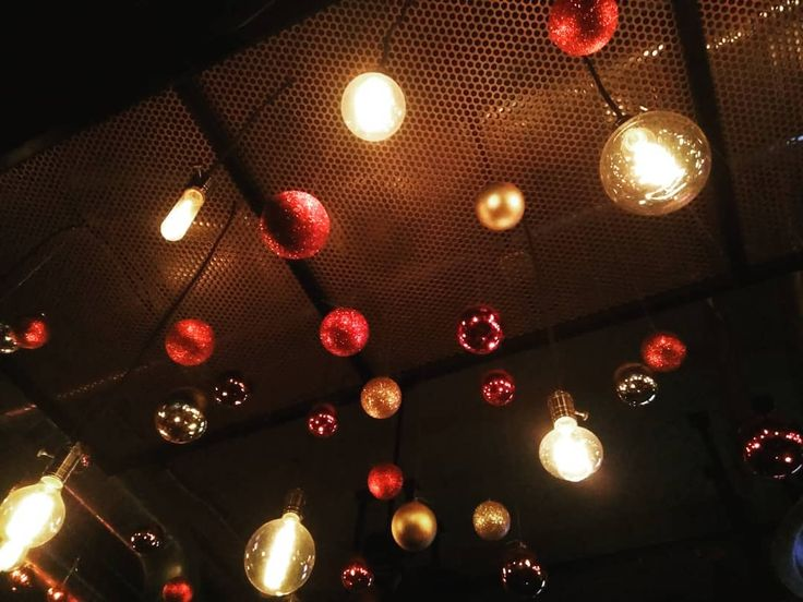 Tonight was #lovely #glitter #red #lights #bulbs #ornaments #romantic #love #dibs #Cinder #philly #philadelphia #hubby