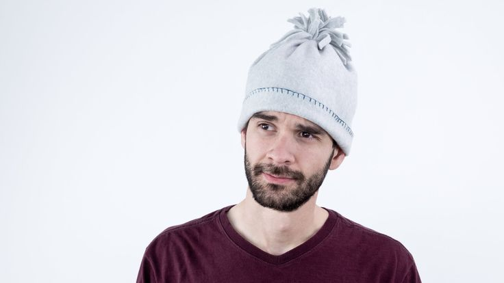 How to Sew a Fleece Winter Hat
