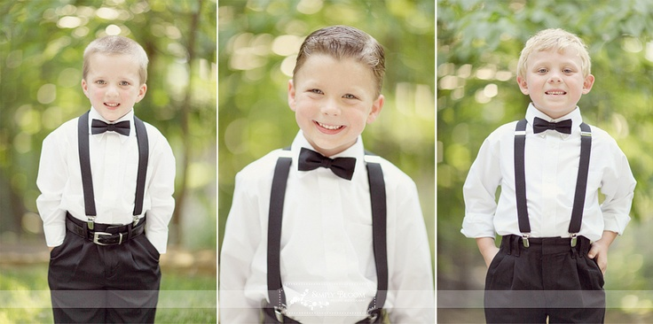 Ok. It's official. I'm doing a 40s wedding just so the boys can wear those dashing suspenders :D