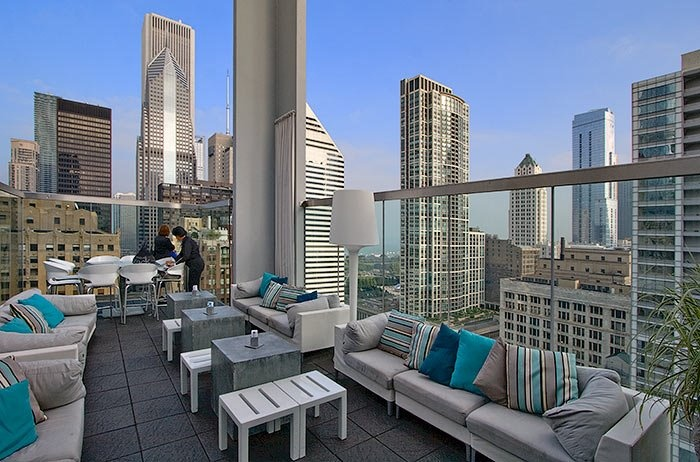 Roof At Thewit Chicago Favorite Places Amp Spaces