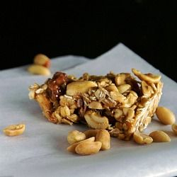Homemade Nutty Oatmeal Bars: Nutty Oatmeal, Food And Drink, Food Ideas, Homemade Nutty, Kitchens Ideas, Oatmeal Bar, Bar Recipes, Food Recipe, Salts Peanut