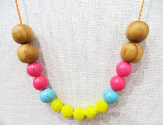 Hey, I found this really awesome Etsy listing at https://www.etsy.com/listing/185065267/multi-bead-necklace