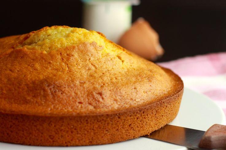 Une recette inratable de Gâteau au yaourt Thermomix sur Yummix • Le blog dédié au Thermomix !